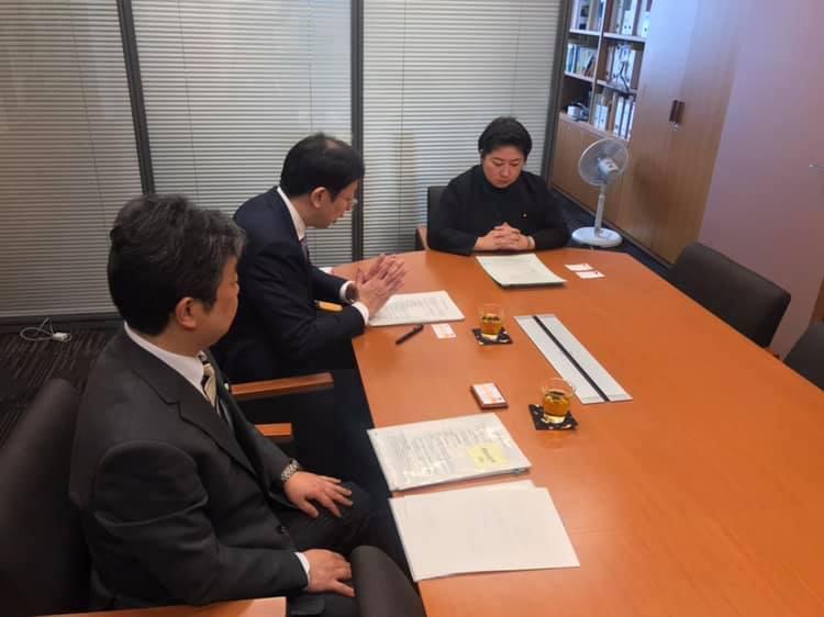 ジェトロ(日本貿易振興機構)埼玉 ... - 衆議院議員 小宮山泰子ホームページ